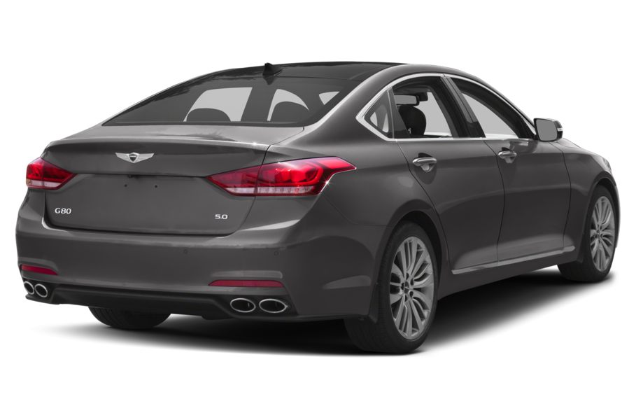 New Hyundai Genesis G80 in Greensboro
