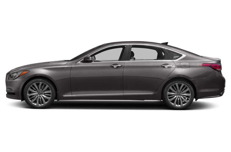 2017 Hyundai Genesis G80 Johnson City