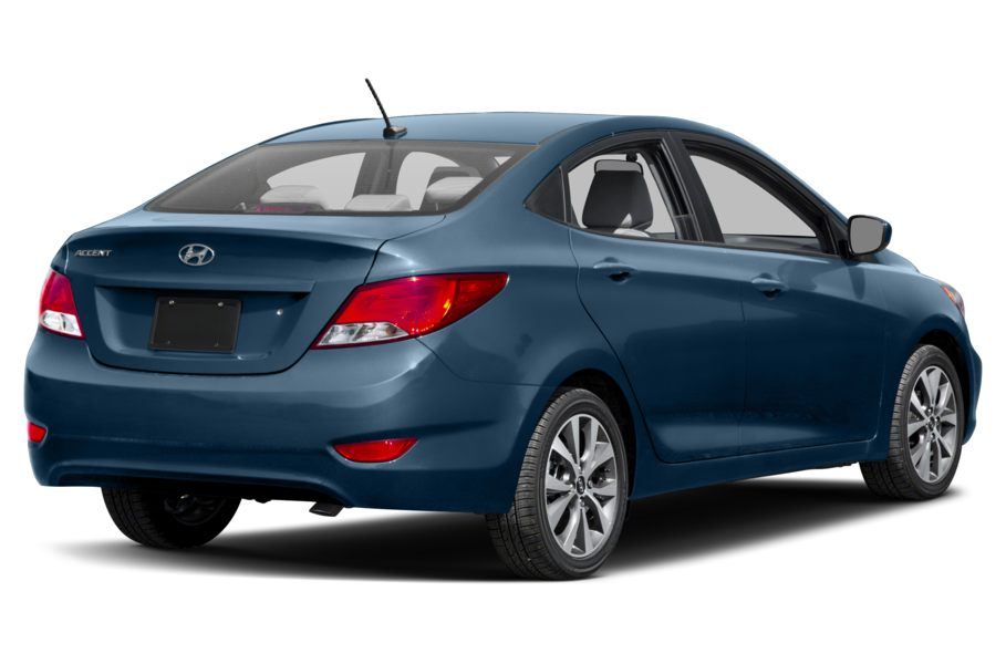 New Hyundai Accent in Charlottesville