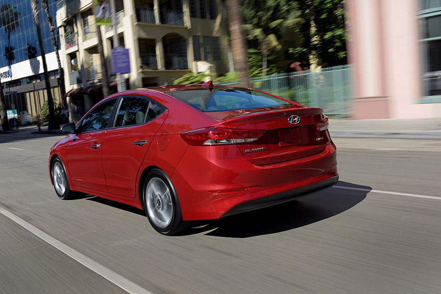 New Hyundai Elantra in Winston-Salem