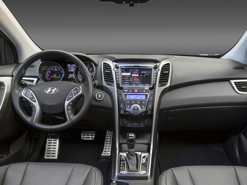 Hyundai Elantra GT NC