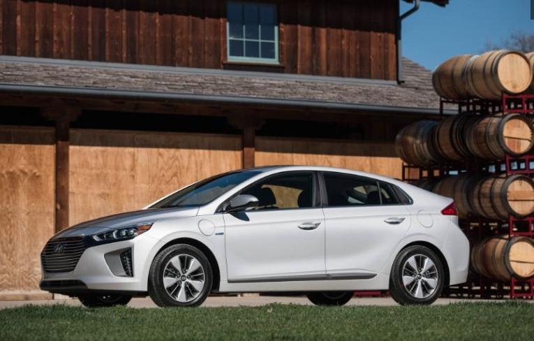 2017 Hyundai Ioniq Charlottesville