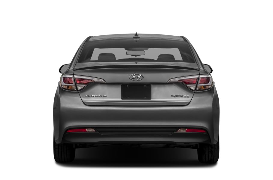 New Hyundai Sonata Hybrid in Greensboro