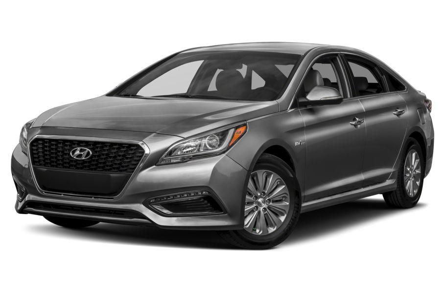 2017 Hyundai Sonata Hybrid Johnson City