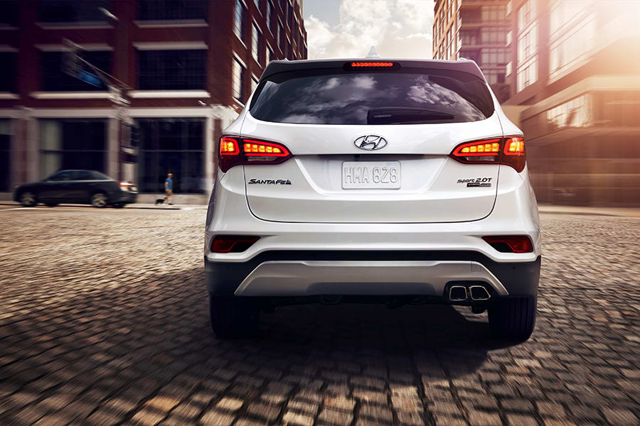 New Hyundai Santa Fe Sport in Greensboro
