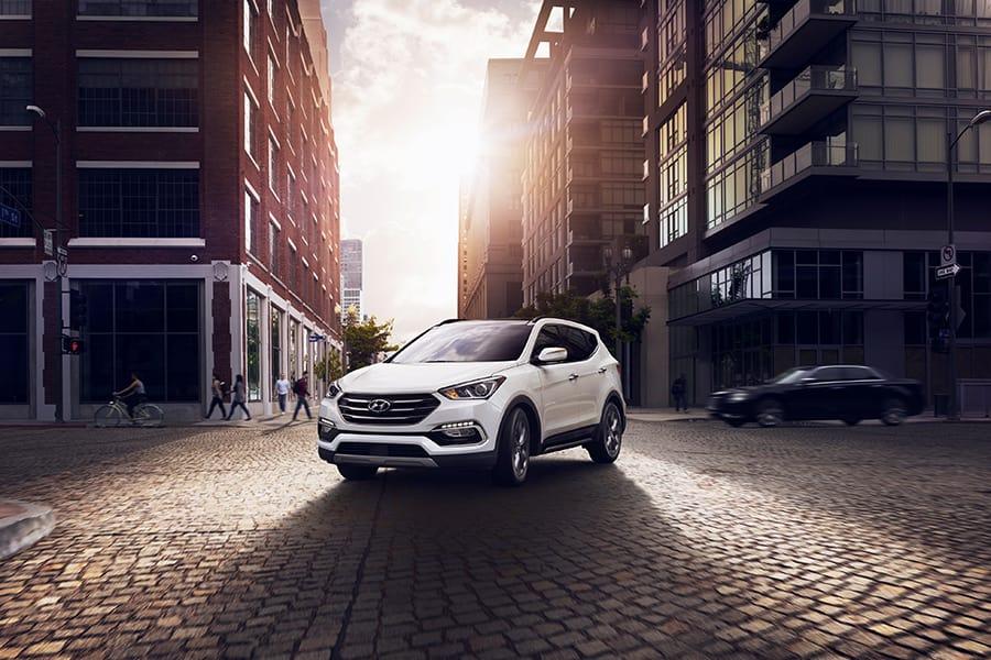 2017 Hyundai Santa Fe Sport Charlottesville