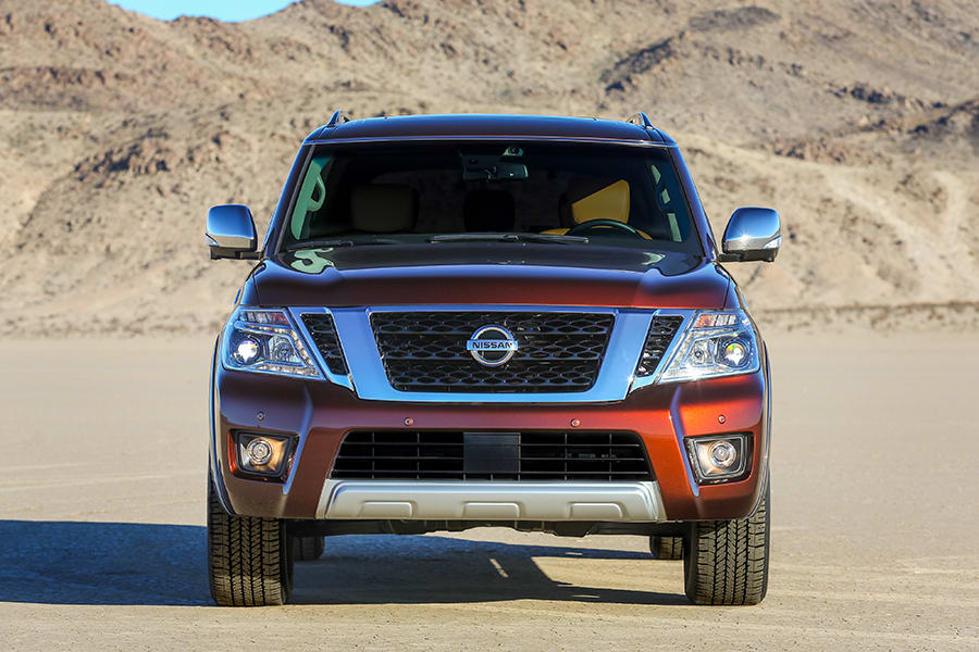 new Nissan Armada in Danville