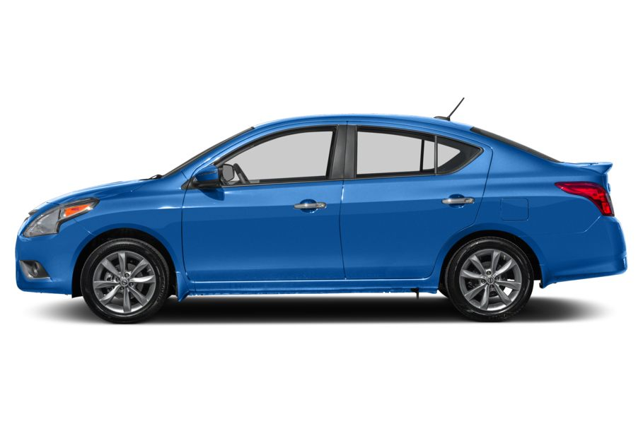 New Nissan Versa Sedan in Goldsboro