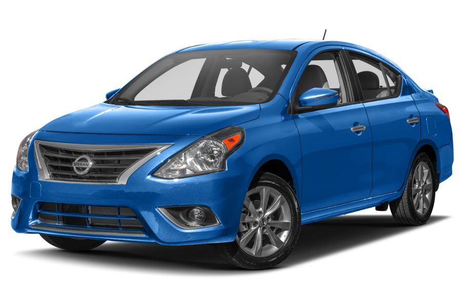 2017 Nissan Versa Sedan New York