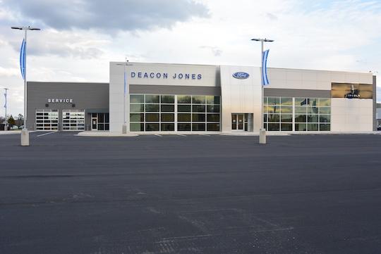 Deacon Jones Goldsboro Nc >> Body Shop