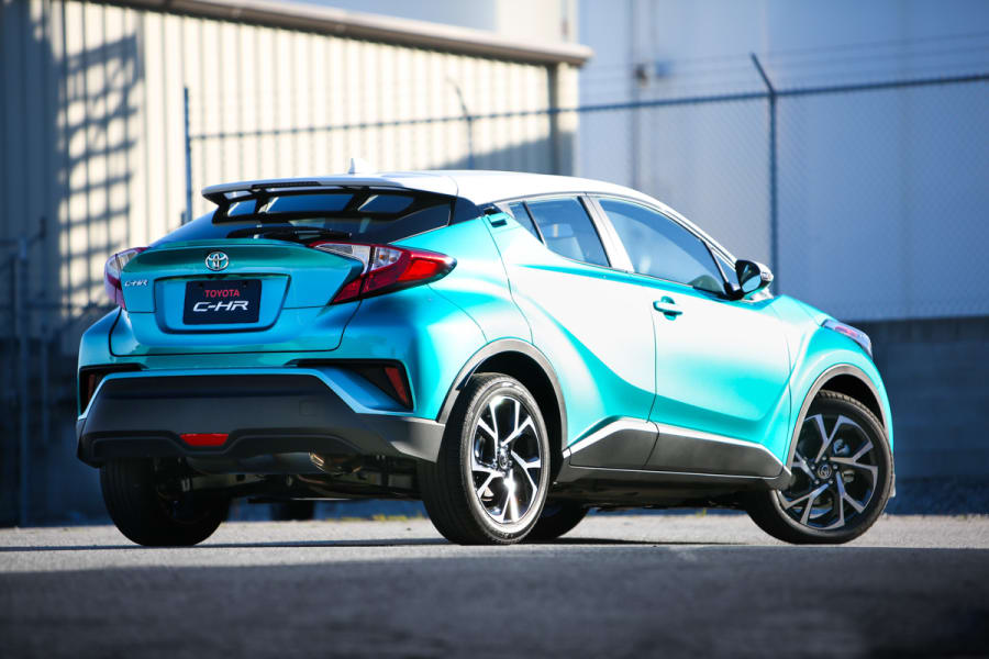 New Toyota C-HR in North Attleboro