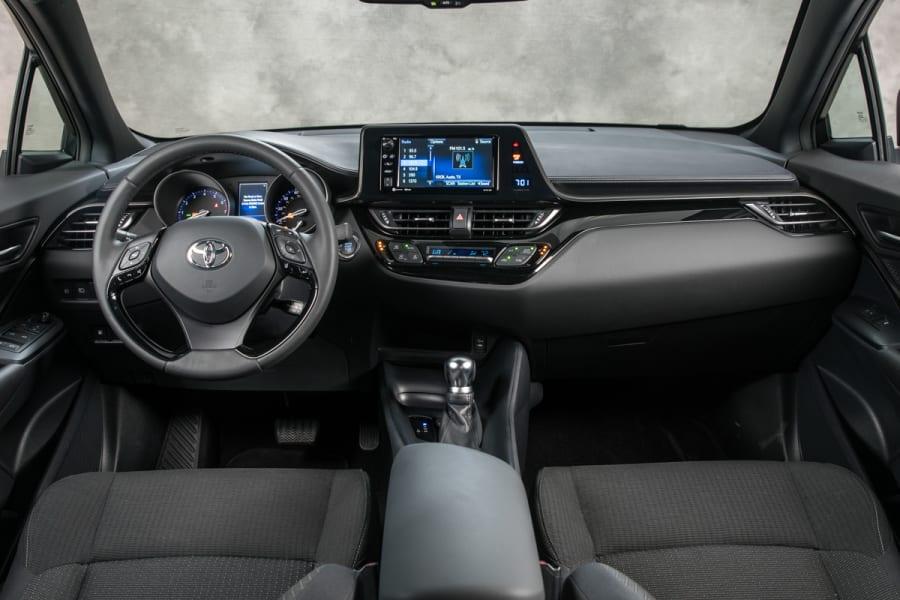 2017 Toyota C-HR NC