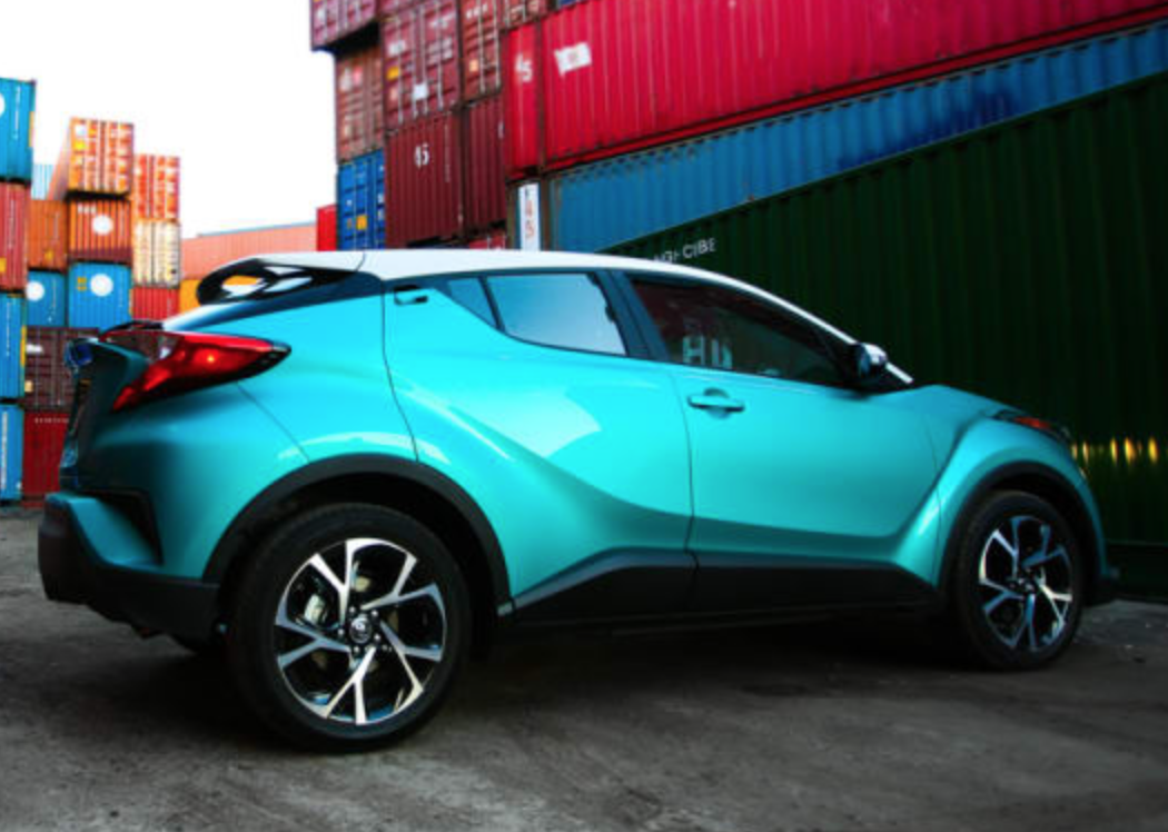 Toyota C-HR Green Brook