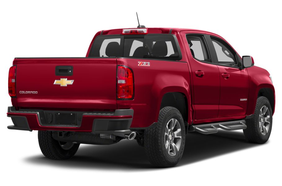 2017 Chevrolet Colorado Myrtle Beach