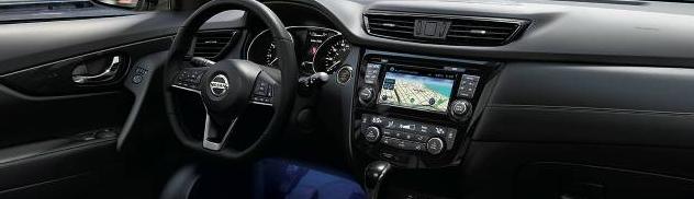 Nissan Interior