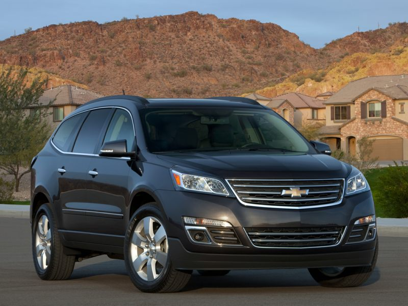 crossing the threshold the 2017 chevrolet traverse2017 chevrolet traverse exterior