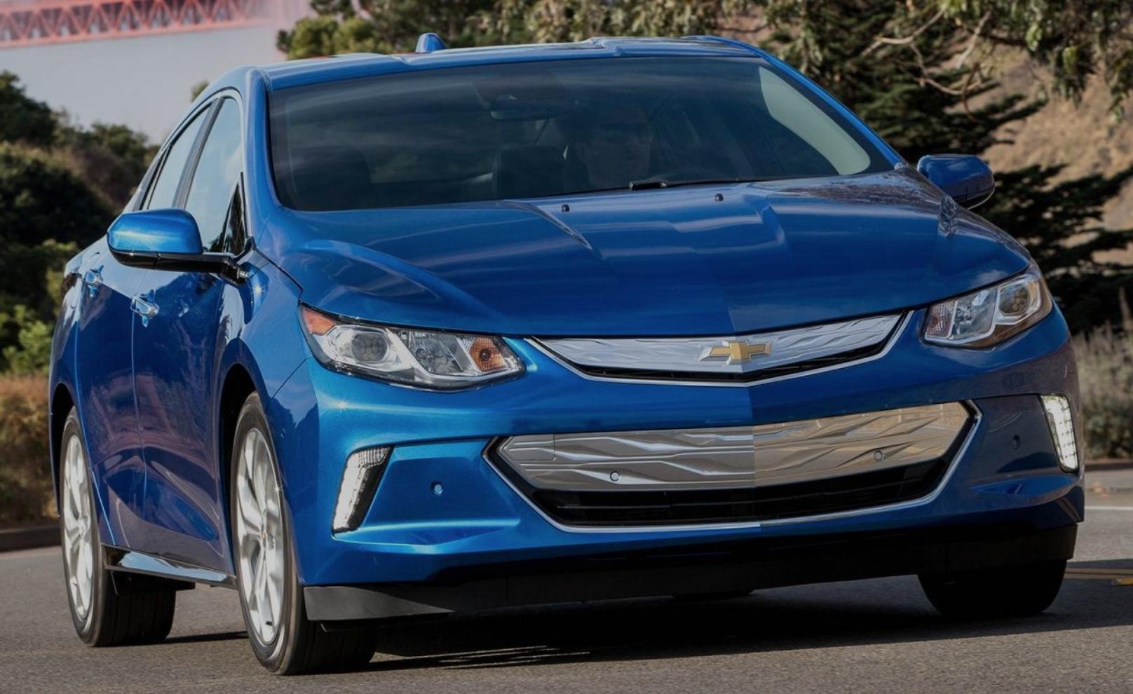 2017 Chevrolet Volt Exterior Front
