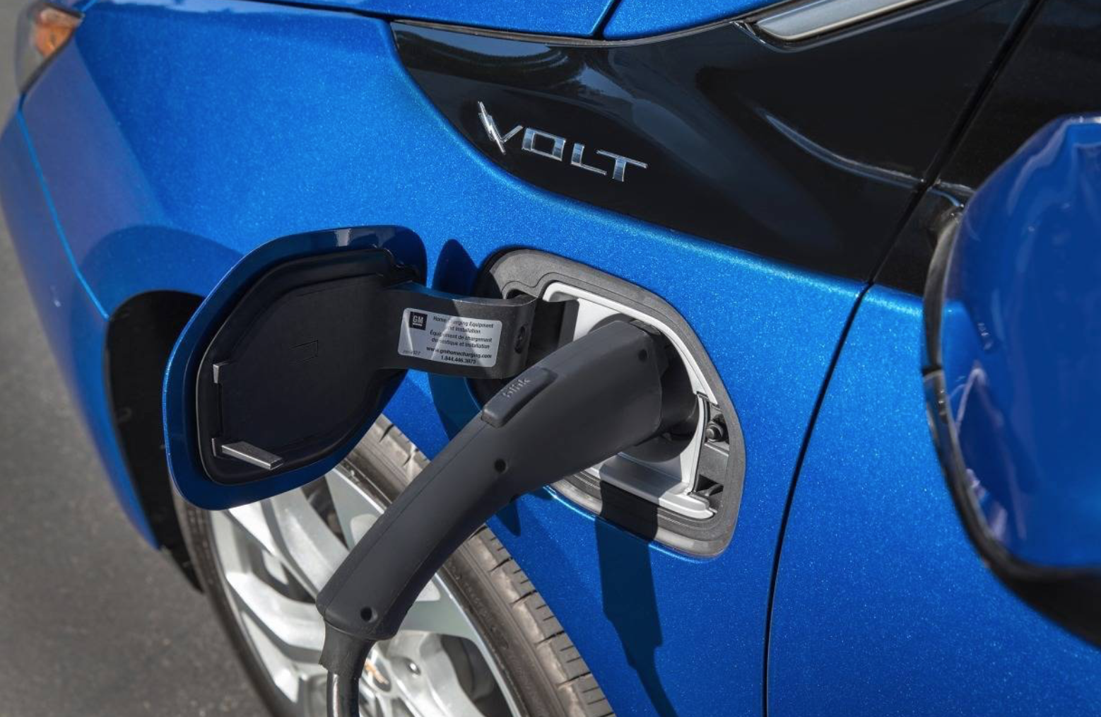 2017 Chevrolet Volt Charger