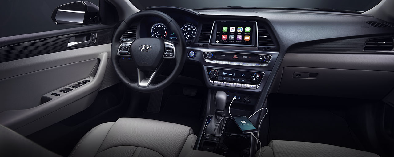 2018 Hyundai Sonata lease