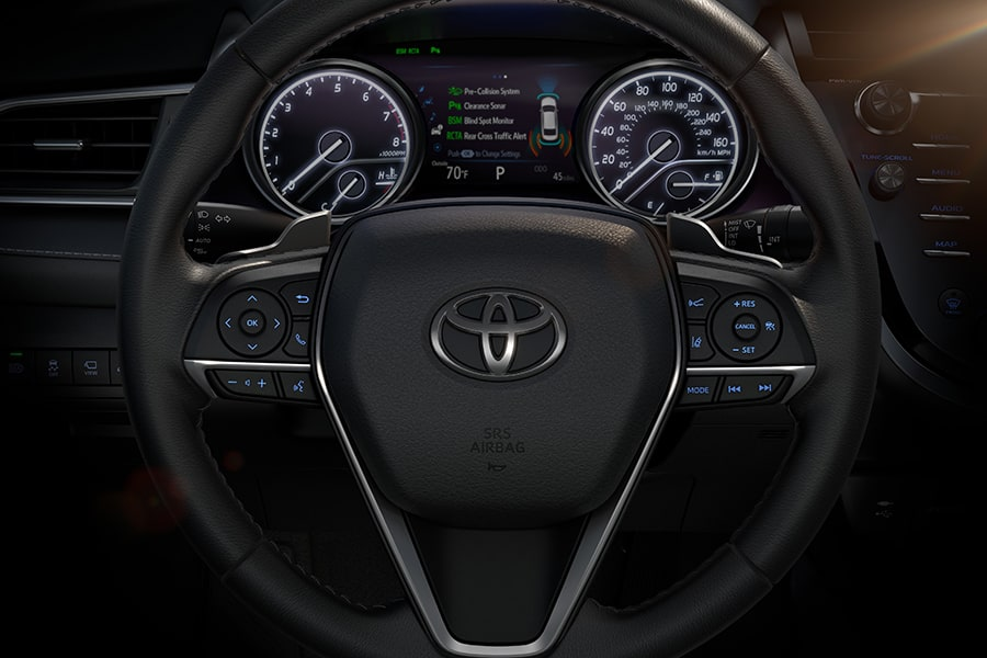 2018 Toyota Camry in Green Brook