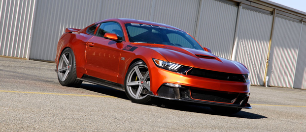 Saleen Collection Capital Ford Rocky Mount Nc