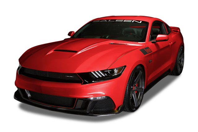 Saleen Collection | Capital Ford | Rocky Mount, NC