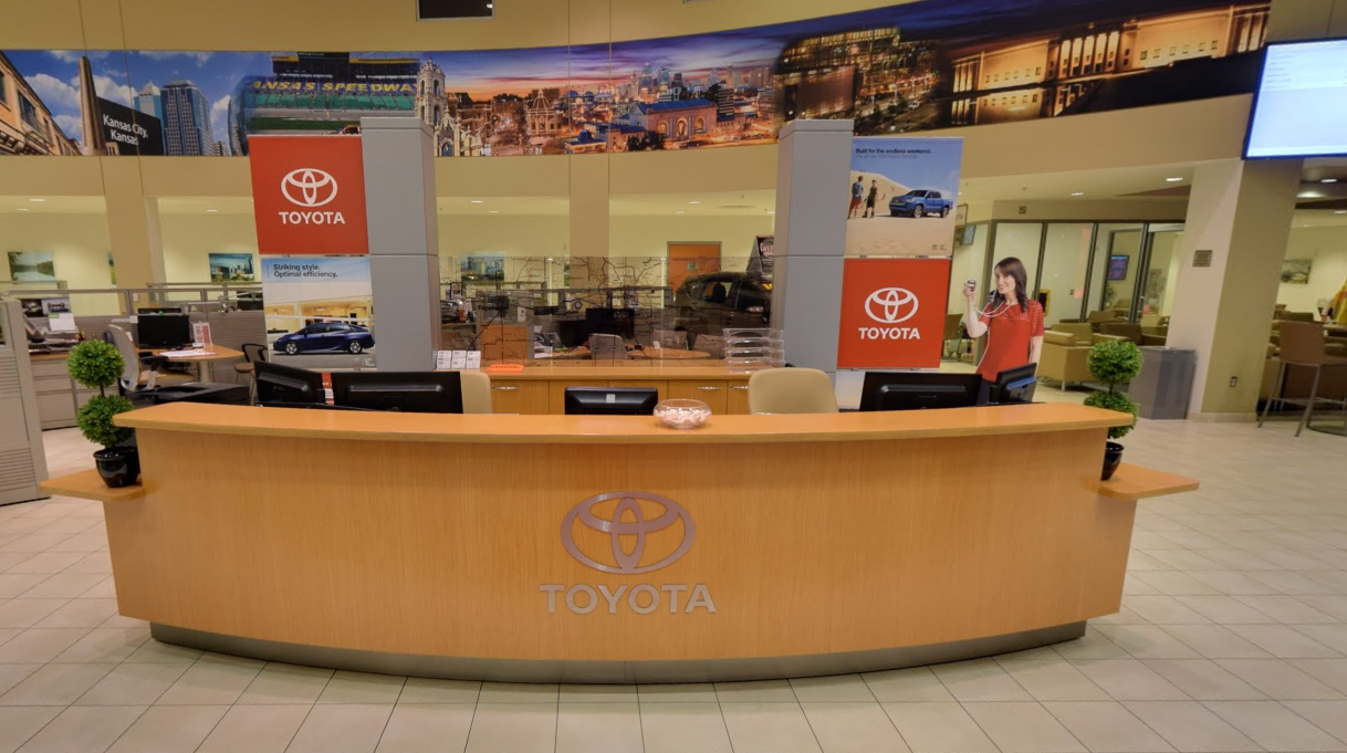 Toyota Dealership Kansas City