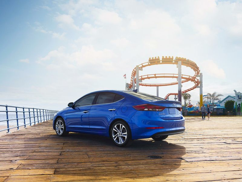 New Hyundai Elantra in Johnson City