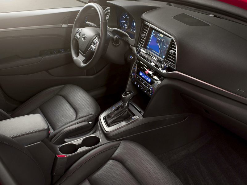 Hyundai Elantra NC