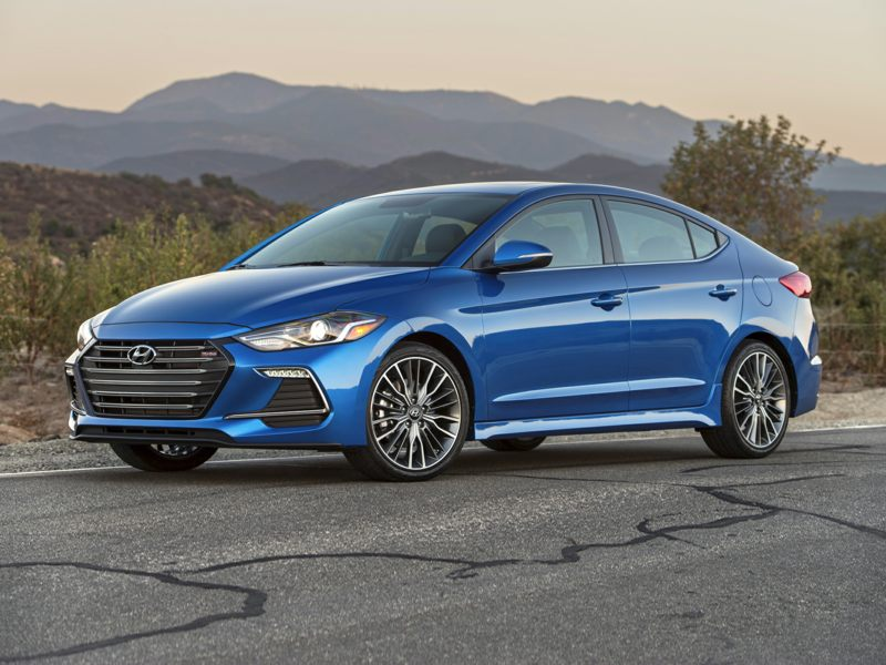 2018 Hyundai Elantra Johnson City