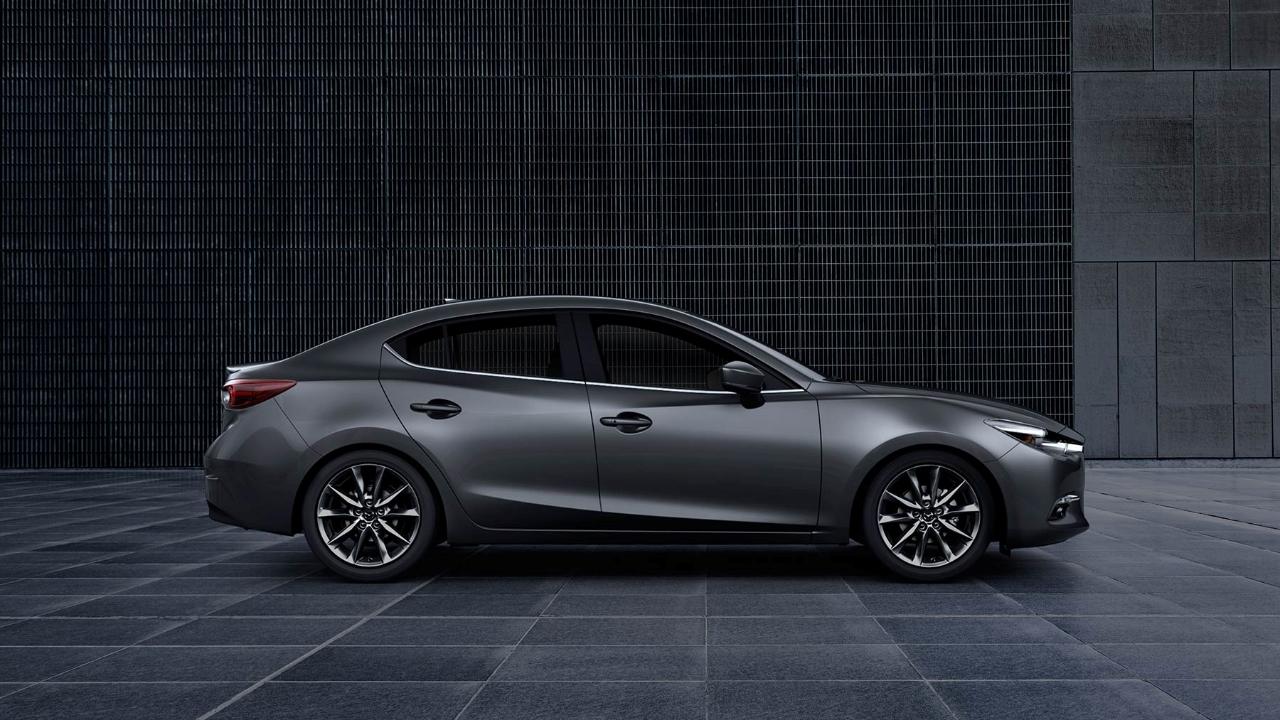 2018 Mazda3 in NC