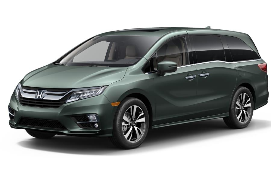 New 2018 Honda Odyessey