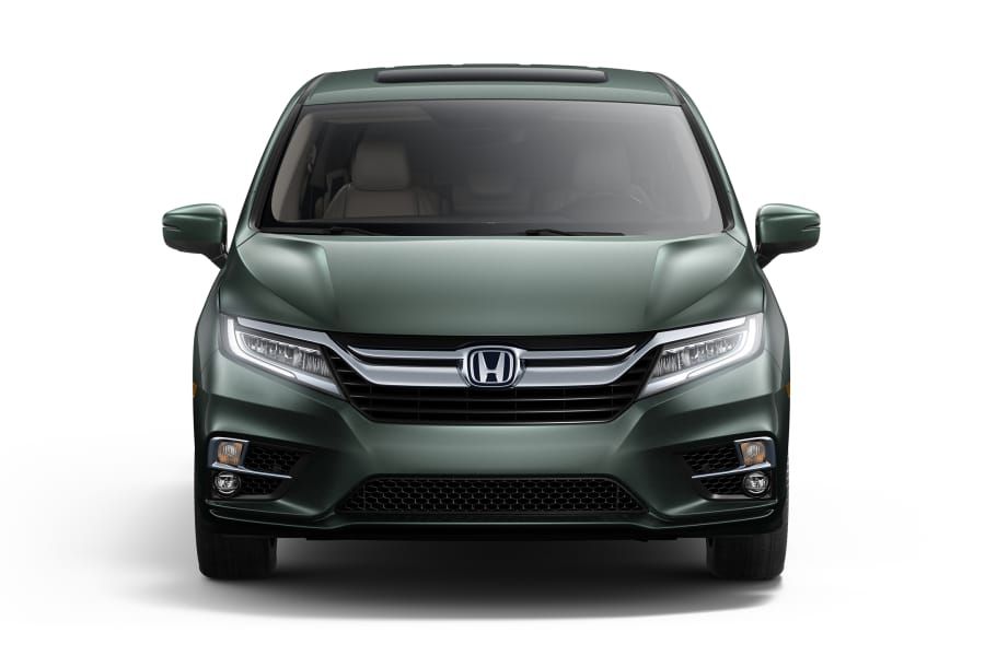 New Honda Odyssey in Goldsboro, NC