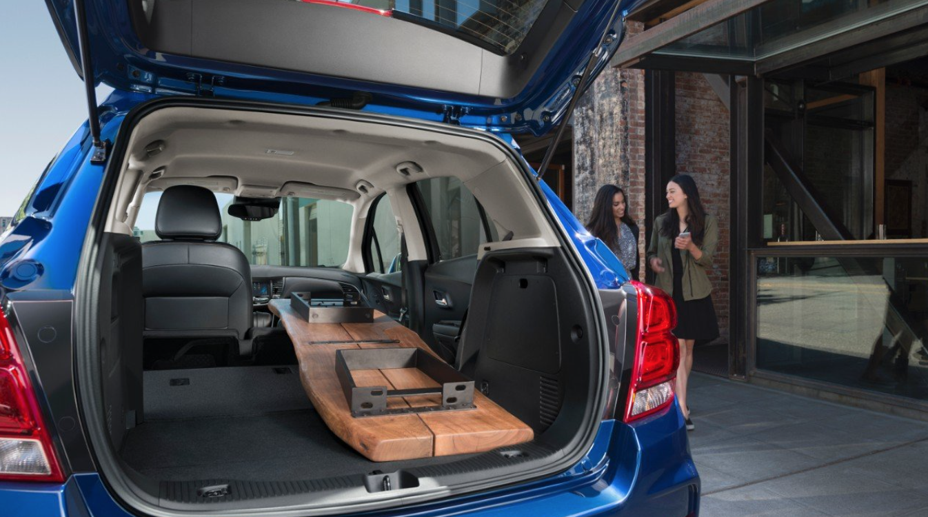 2017 Chevrolet Trax Trunk