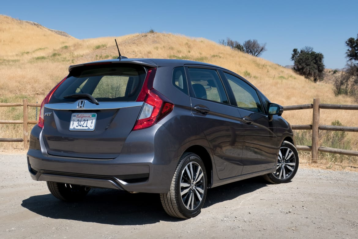 2018 Honda Fit in NC