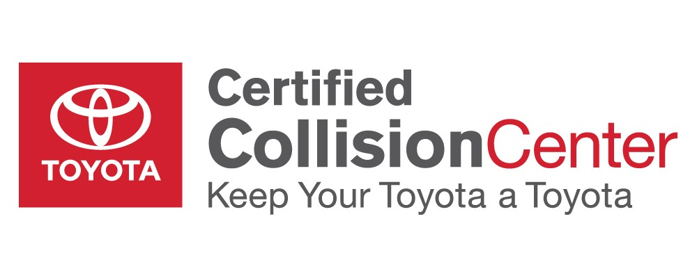 Toyota Certified Collision Center Logo