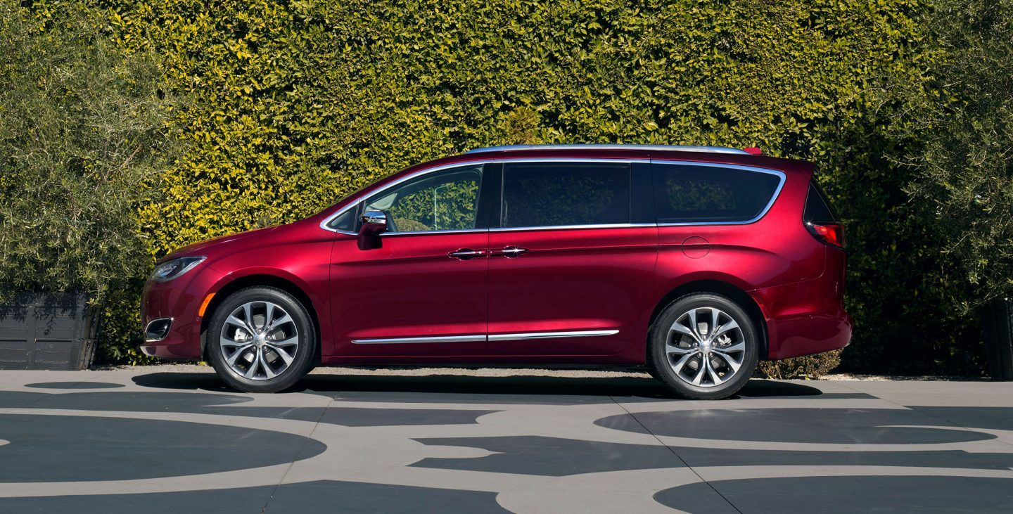 New Chrysler Pacifica in Charlotte