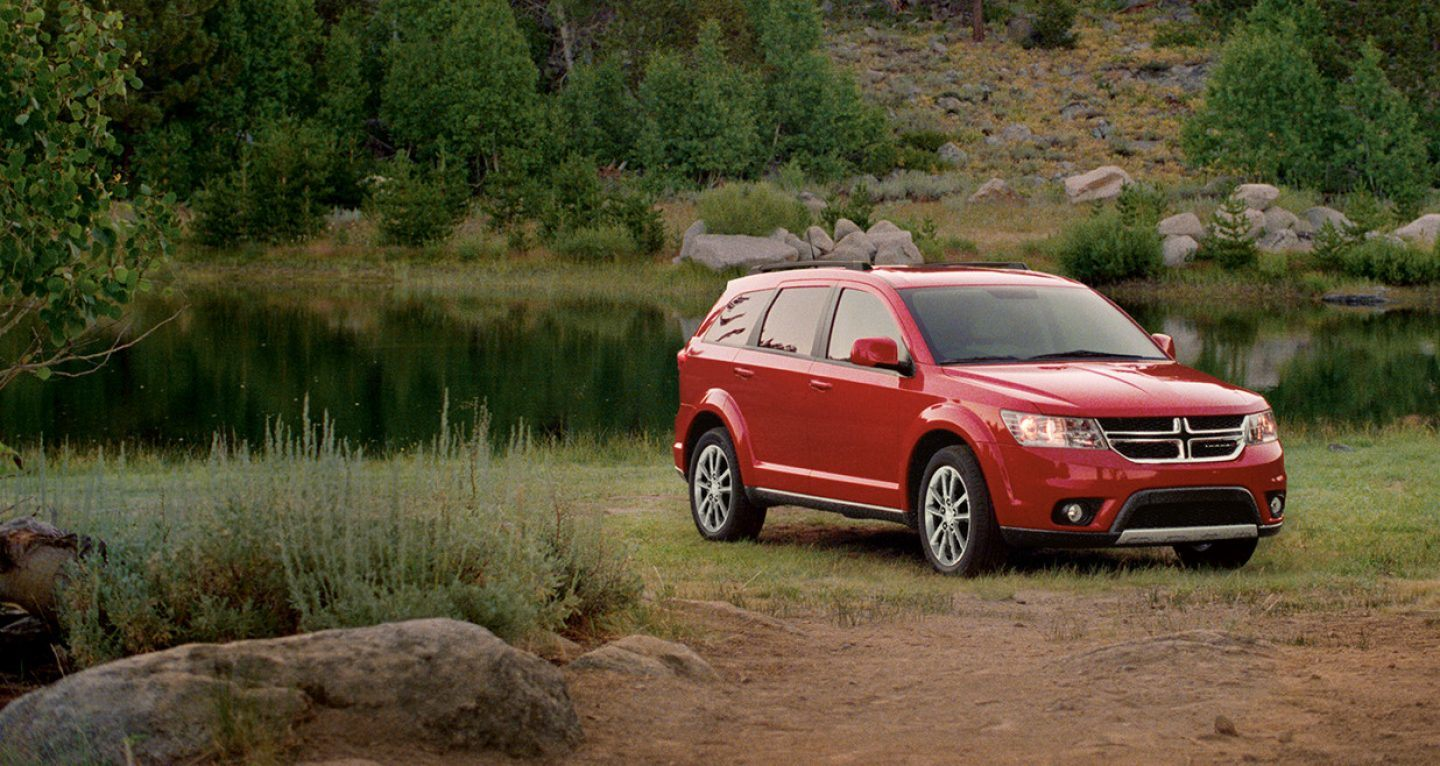 New Dodge journey in Hillsborough