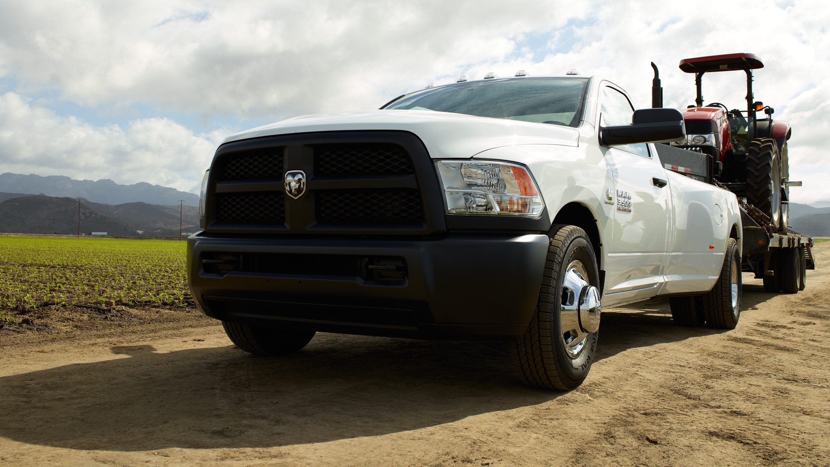 New Ram 3500 in Columbia
