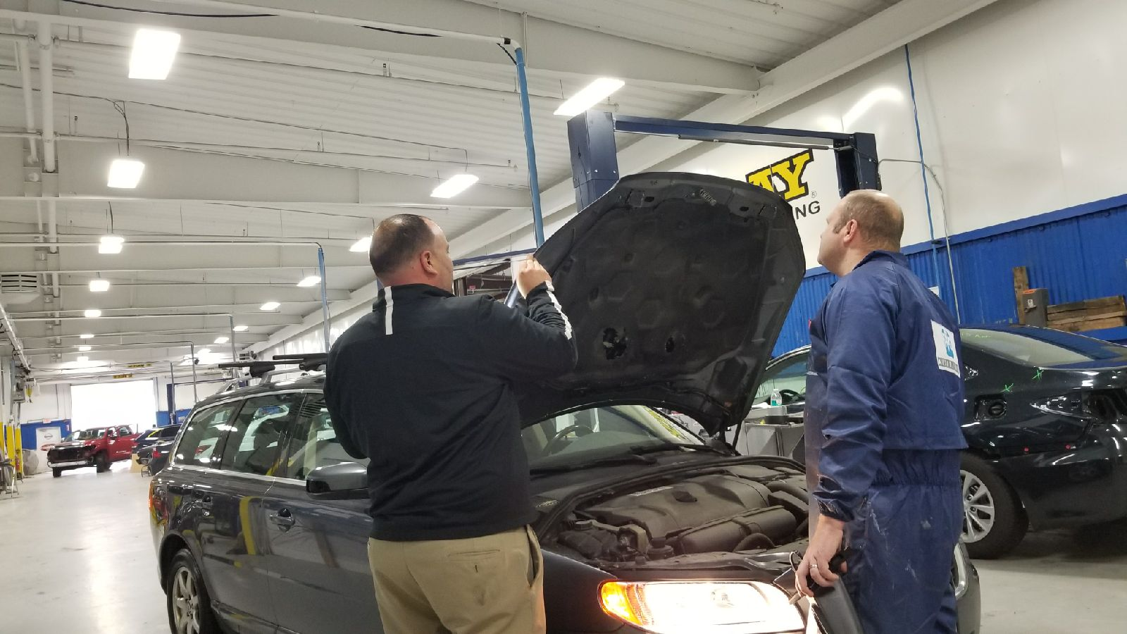 Check Collision Is Held To High Key Standards To Maintain The Toyota  Collision Repair Certification, Which Includes Customer Service Monitoring  By A Third ...