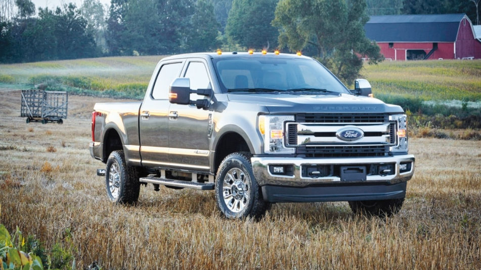 King Of Work 2018 Ford Super Duty Is America S Most Powerful Most