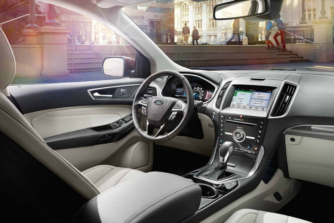 2018 Ford Edger Interior