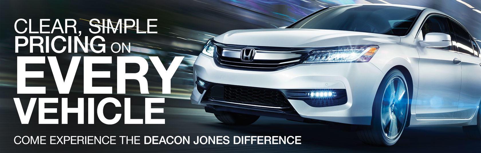 Deacon Jones Nissan >> Deacon Jones Used Car Superstore of Greenville NC